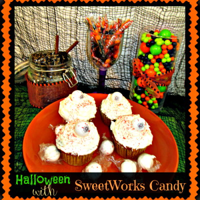 Celebrate Halloween With SweetWorks Candy- Review & Giveaway  Product Review Cafe 1