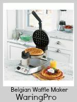 Waring Pro Belgian Waffle Maker Giveaway ARV $70