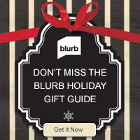 Keepsake Gifts for the Holidays- Blurb's 2013 Gift Guide   Product Review Cafe