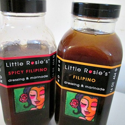 Little Rosie's Filipino Dressings & Marinades Review + Recipe