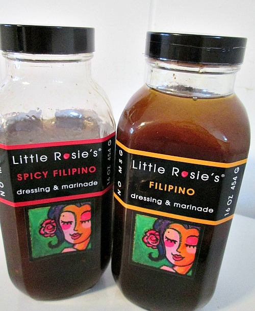Little Rosie's Filipino Dressings & Marinades Review + Recipe  Product Review Cafe 2