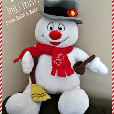 Jolly Frosty The Snowman from Build A Bear Workshop  Product Review Cafe 1