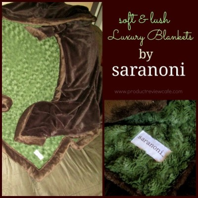 Soft Luxurious Blankets by Saranoni Product Review
