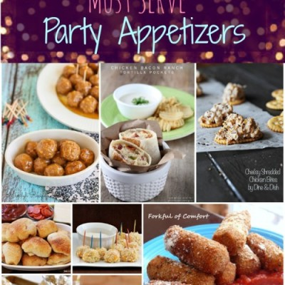 50 Amazing Appetizers For New Year's Eve