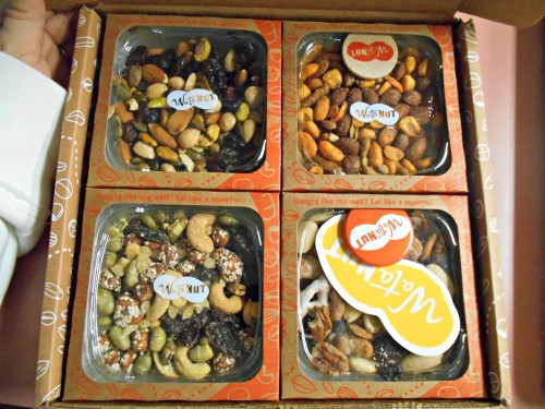 Watanut Subscription Box Product Review  Product Review Cafe