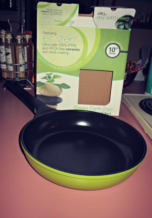 Ozeri Green Earth Smooth Ceramic Nonstick Frying Pan Product Review  Product Review Cafe 1