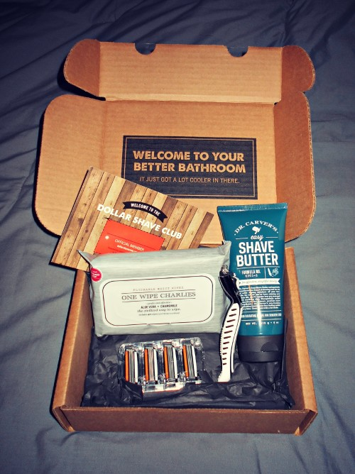 Dollar Shave Club Product Review & Giveaway  Product Review Cafe 1