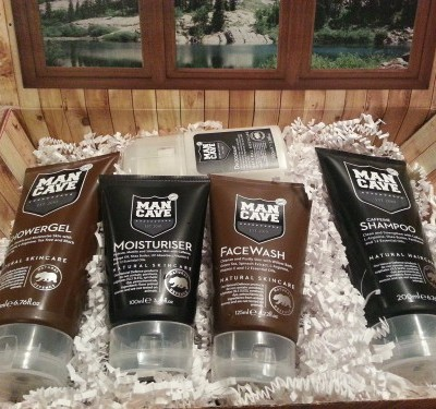 Mens Hygiene Products by ManCave Product Review