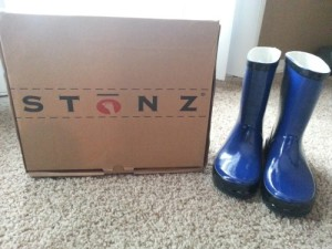 Stonz All Natural Rain Bootz Product Review  Product Review Cafe