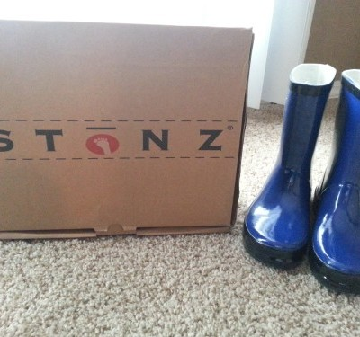 Stonz All Natural Rain Bootz Product Review