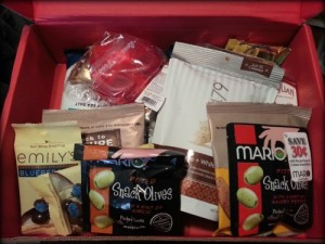 Love with Food Monthly Subscription Box Review  Product Review Cafe