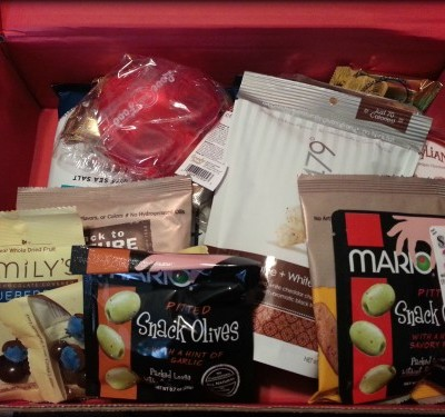 Love with Food Monthly Subscription Box Review