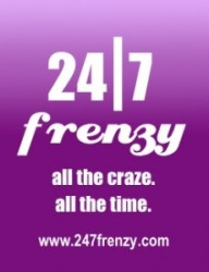 New Giveaway! 5 Winners Will Receive $50 GC to 24/7 Frenzy Online Fashion