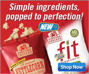Popcorn Indiana And Their New Fit Popcorn Only 40 Calories Per Cup