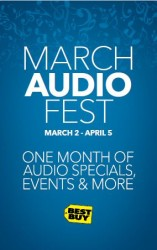 March Is Audio Fest At Best Buy Check Out The Wireless JBL Speaker  Product Review Cafe 1