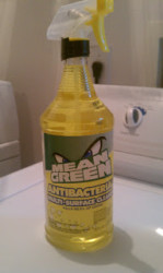 Win a YEAR Supply of Mean Green Cleaning Products
