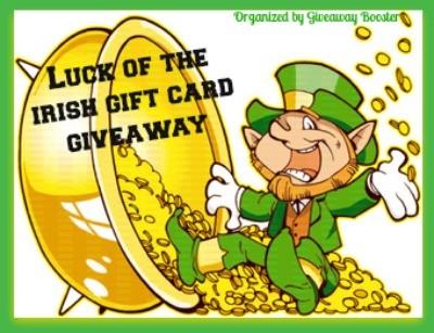 Luck of The Irish $45 Amazon eGift Code Giveaway