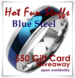 Treat Yourself Jewelry Giveaway $50eGC to Blue Steel