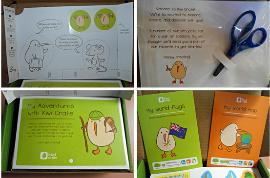 Build Creativity & Curiosity With Kiwi Crate – Product Review