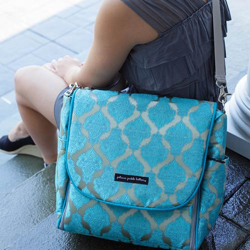 Bloom Into Baby Petunia PB Giveaway Designer Diaper Bag ARV $205   Product Review Cafe