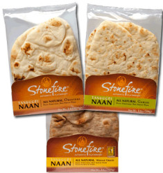 Stonefire Naan Bread Review
