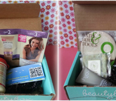 Beauty Box 5 Monthly Subsciption Box Product Review