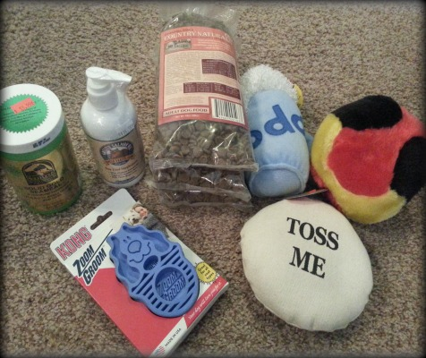 Healthy Pet Advisor Monthly Subscription Box Product Review  Product Review Cafe