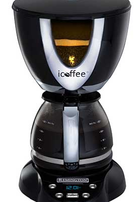 iCoffee Steam Brewing Innovation by Remington Product Review