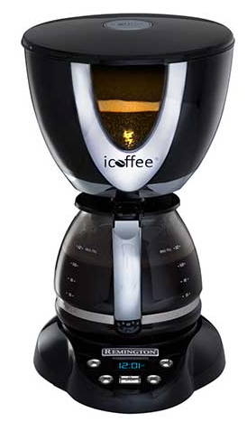 iCoffee Steam Brewing Innovation by Remington Product Review  Product Review Cafe 1