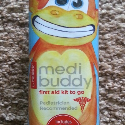 Me4kidz™ Medi Buddy First Aid To Go Product Review