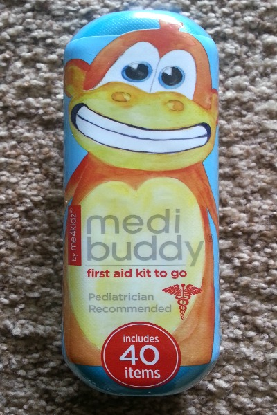 Me4kidz™ Medi Buddy First Aid To Go Product Review  Product Review Cafe