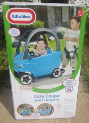 Little Tykes Cozy Coupe Sport
