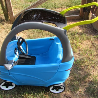 Little Tikes Cozy Coupe Sport Review