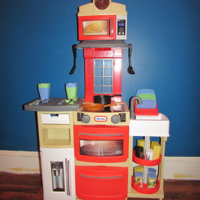Little Tikes Cook N Store Kitchen Review