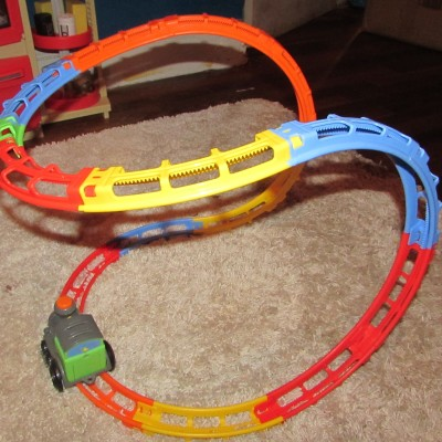 Little Tikes Tumble Train Review  Product Review Cafe