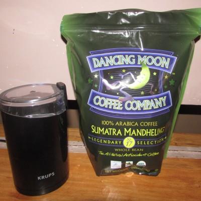 Dancing Moon Coffee Review