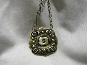 Leona Charm Necklace