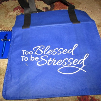The Proverbs Store Reusable Shopping Bag Review