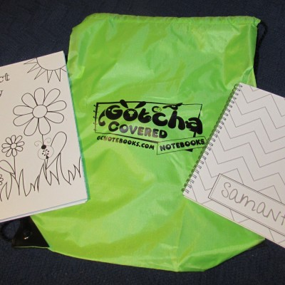 Gotcha Covered Notebooks Review