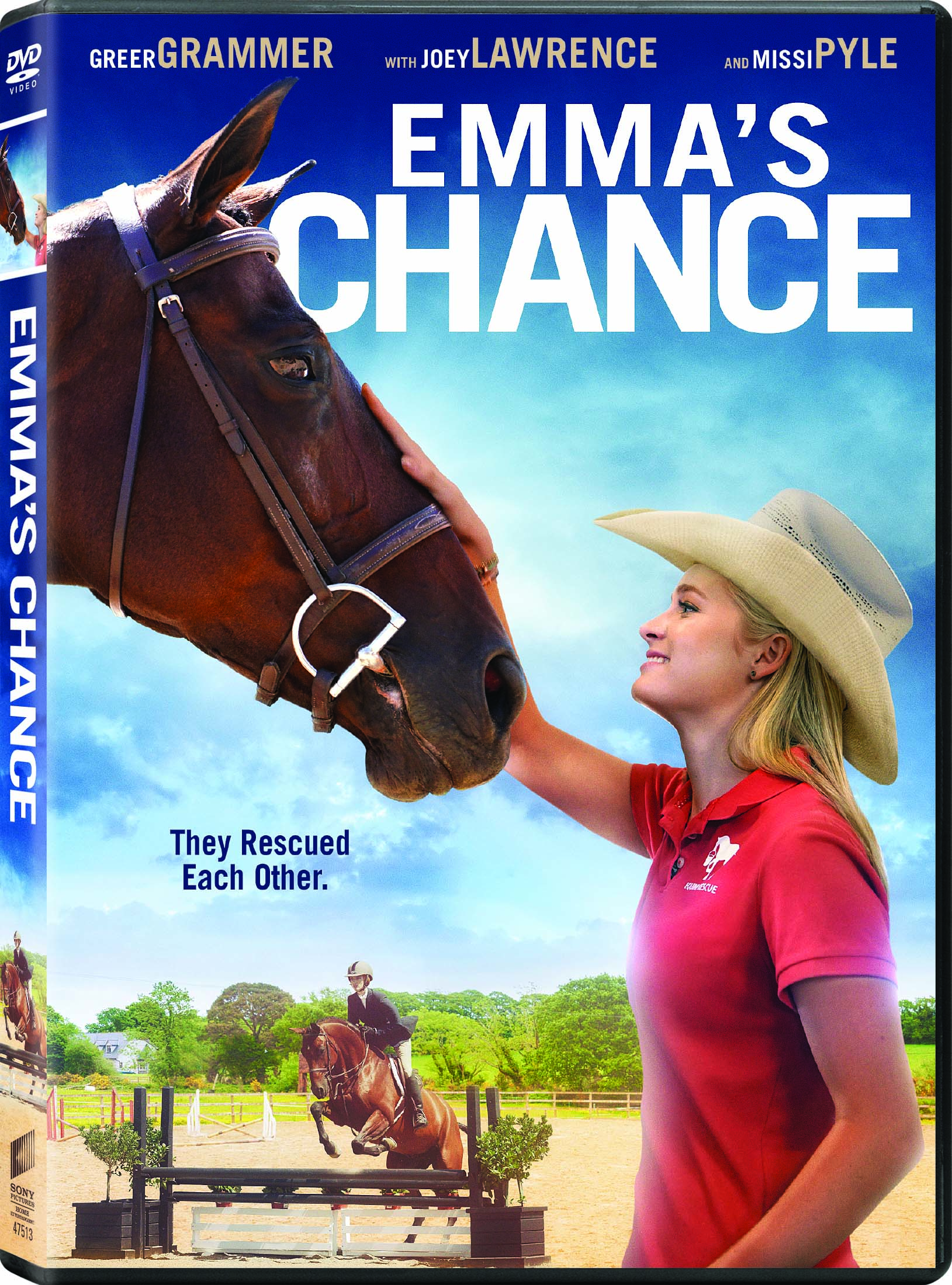 Emma's Chance on DVD July 5th