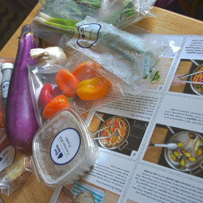 Blue Apron Ingredient Delivery Service Review