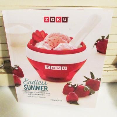 Zoku Endless Summer Recipe Book Review