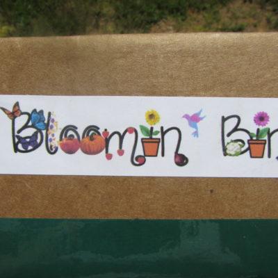 Bloomin' Bin Review