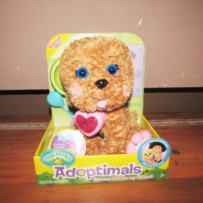 Cabbage Patch Kids Adoptimals Review