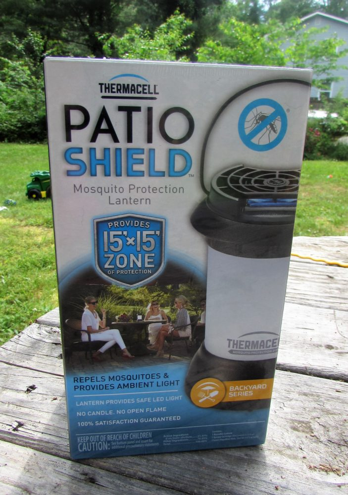 ThermaCell Patio Shield