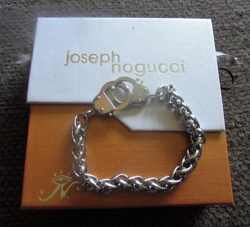 Joseph Nogucci Cuffs
