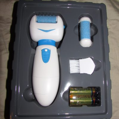ToiletTree Products Callus Remover Review