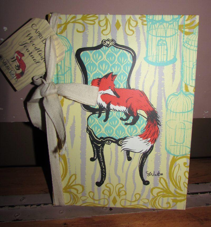 Woodland Prints Fox