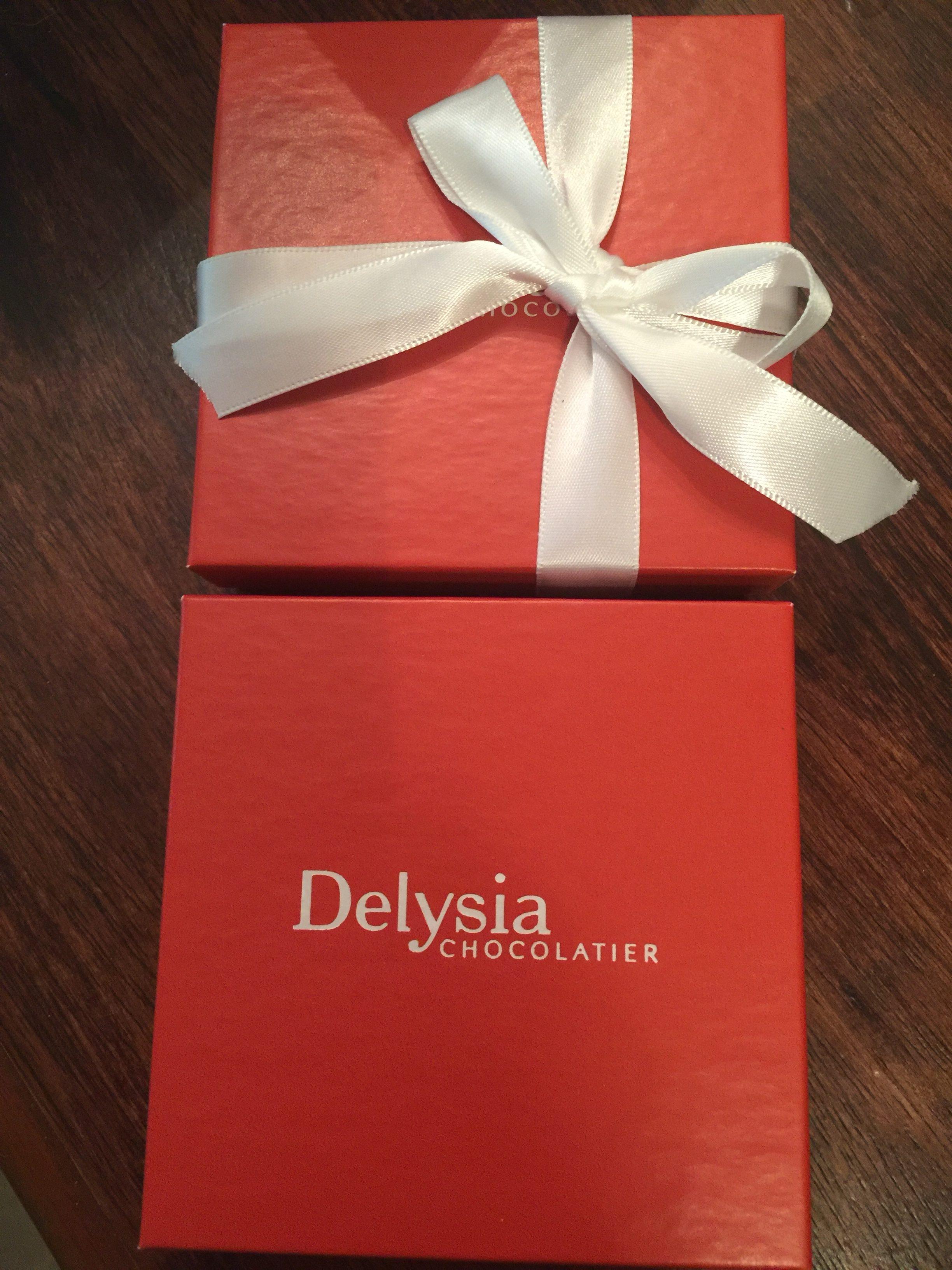 Delysia Chocolatier Review