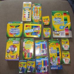 Back to School with Crayola